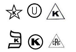 Common Kosher Symbols