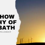 The How and Why of Sabbath