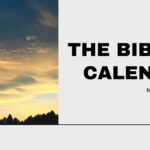 The Bible's Calendar
